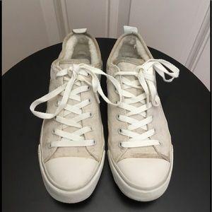 UGG Australia Tan Sneakers